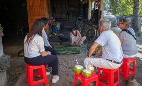 An off-the-beaten-path tour to Mekong to have a fun relaxing time