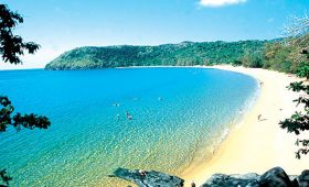 The pristine water of Mui Ne, one of the must-visit beaches when in Vietnam