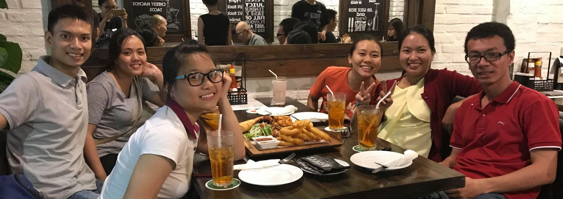 Lose The Tie is a group of passionate dynamic experienced local guides who guarantee to provide you a great time when in Saigon