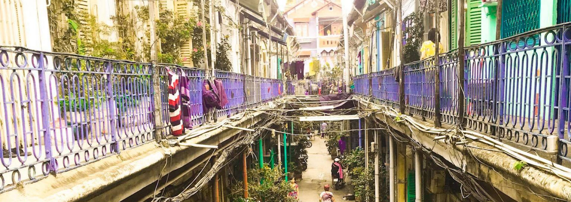 We will take you to some hidden places in Saigon where you can witness how a normal day of a local goes.